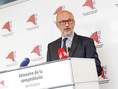 7.10. Chambre de Commerce / PK UEL , Annuaire de la Competitvite / Jean Jacques Rommes Foto:Guy Jallay