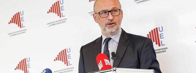 Die Regierung könne nicht mit dem geringsten Entgegenkommen rechnen, sagt Jean-Jacques Rommes von der UEL.