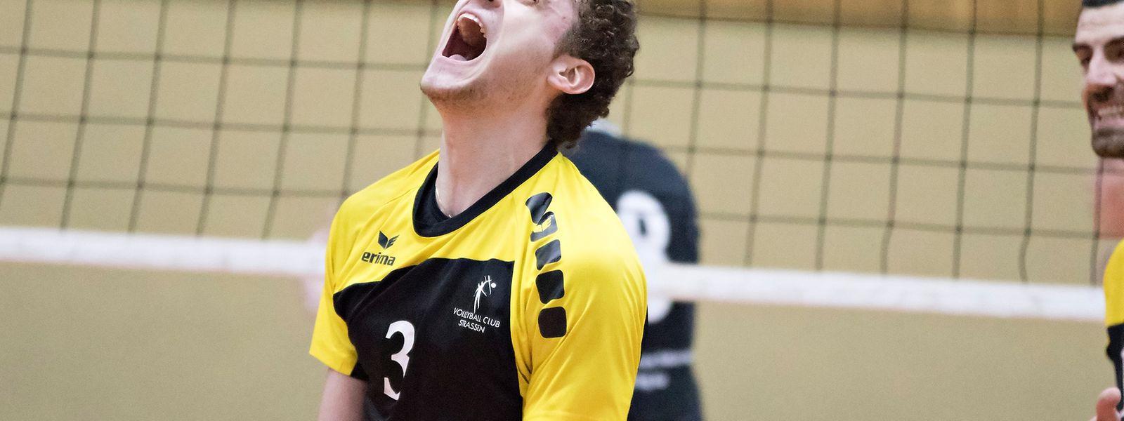 Kamil Rychlicki wechselt nach Belgien