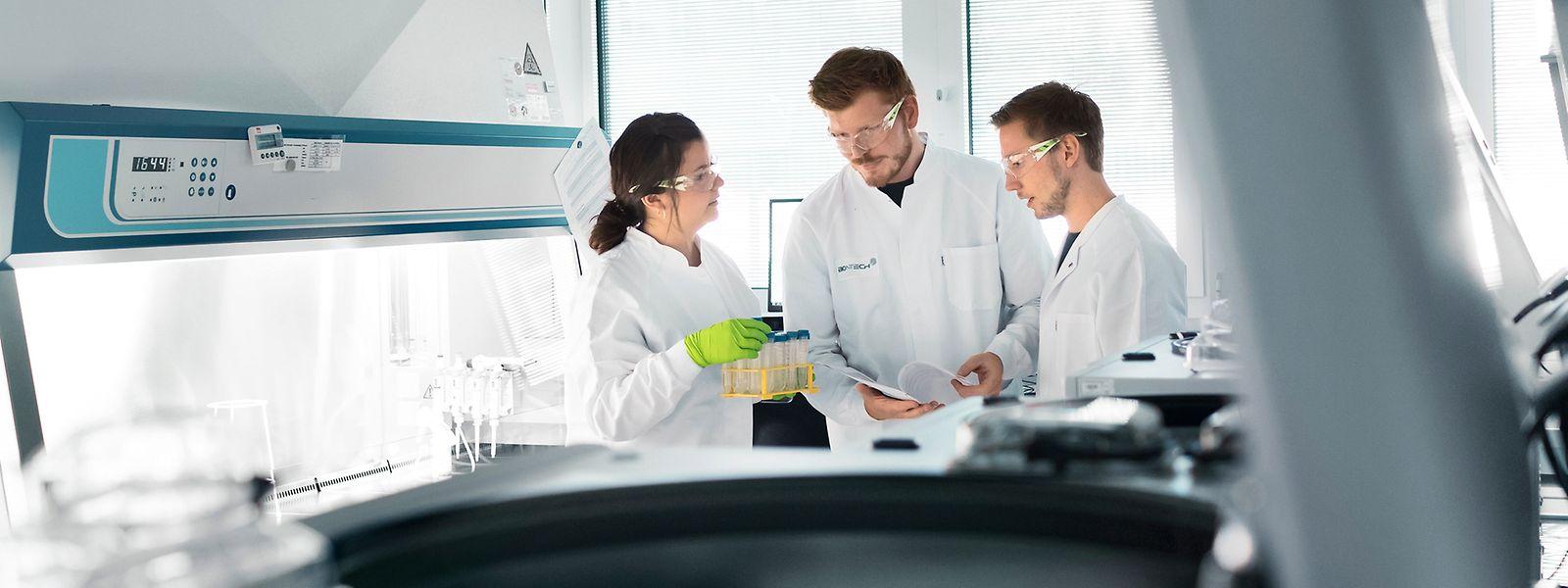 Ces essais en Allemagne doivent consister, selon l'IPE, à «déterminer la tolérance générale du vaccin testé».