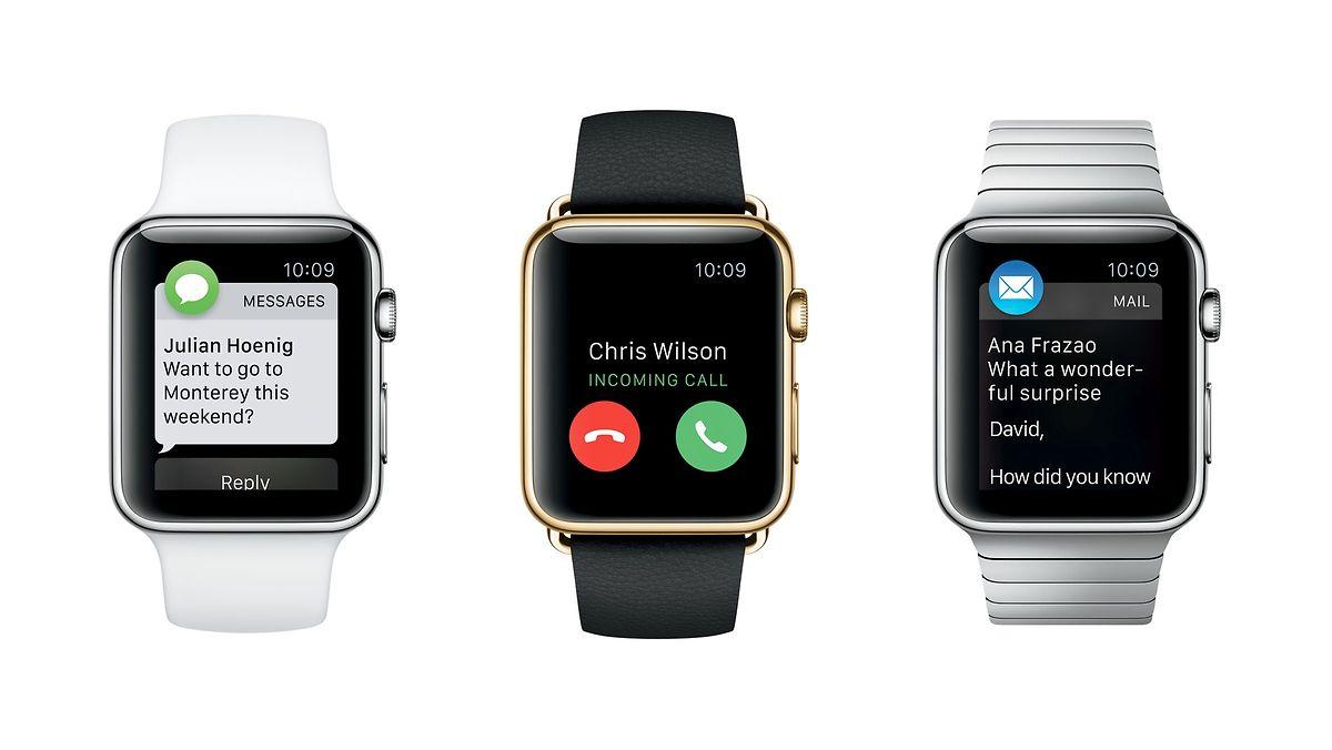 Accessoire chic, l'Apple Watch