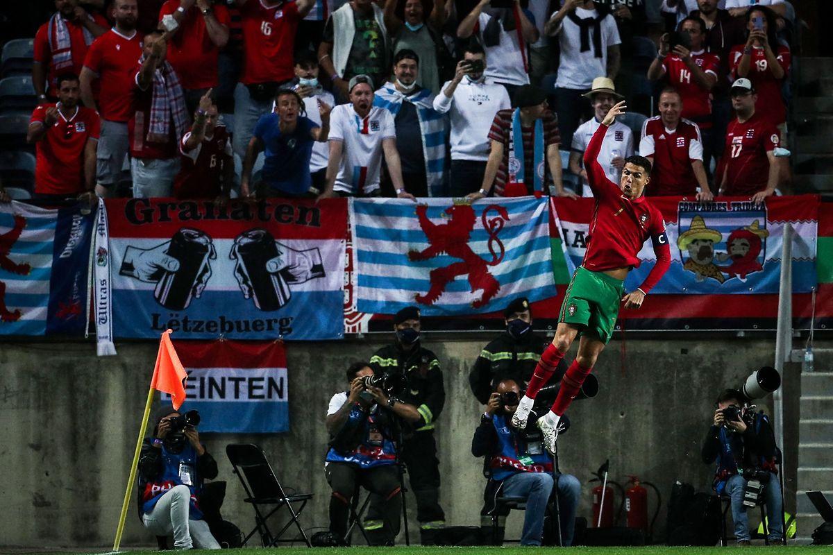 C'est peu dire que Cristiano Ronaldo a survolé la rencontre.