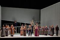 """""""Orphée et Eurydice"""" kommt als grenzübergreifende Produktion auf die Bühne."""