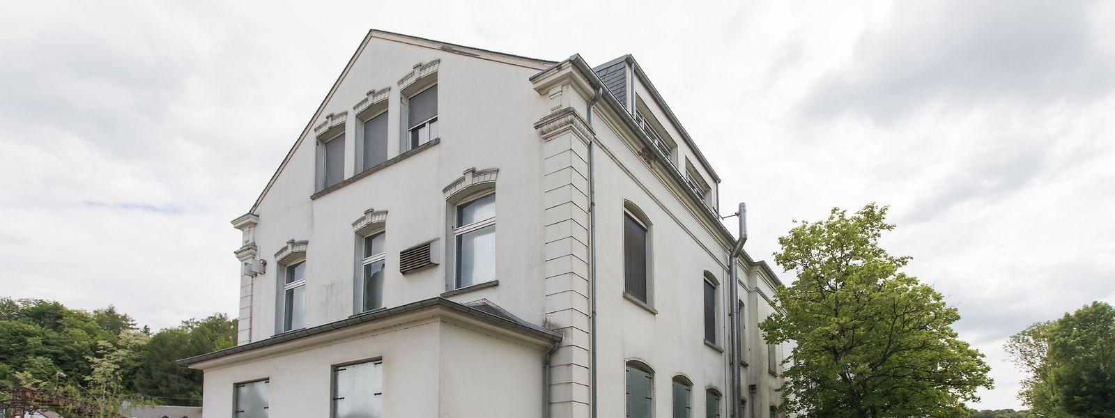Raum für Kreativität: Bevor auf der Brache Esch-Schifflingen das Quartier Alzette entsteht, werden die alten Gemäuer des ehemaligen Arbed-Direktionsgebäudes anhand von Kunstprojekten neu belebt.