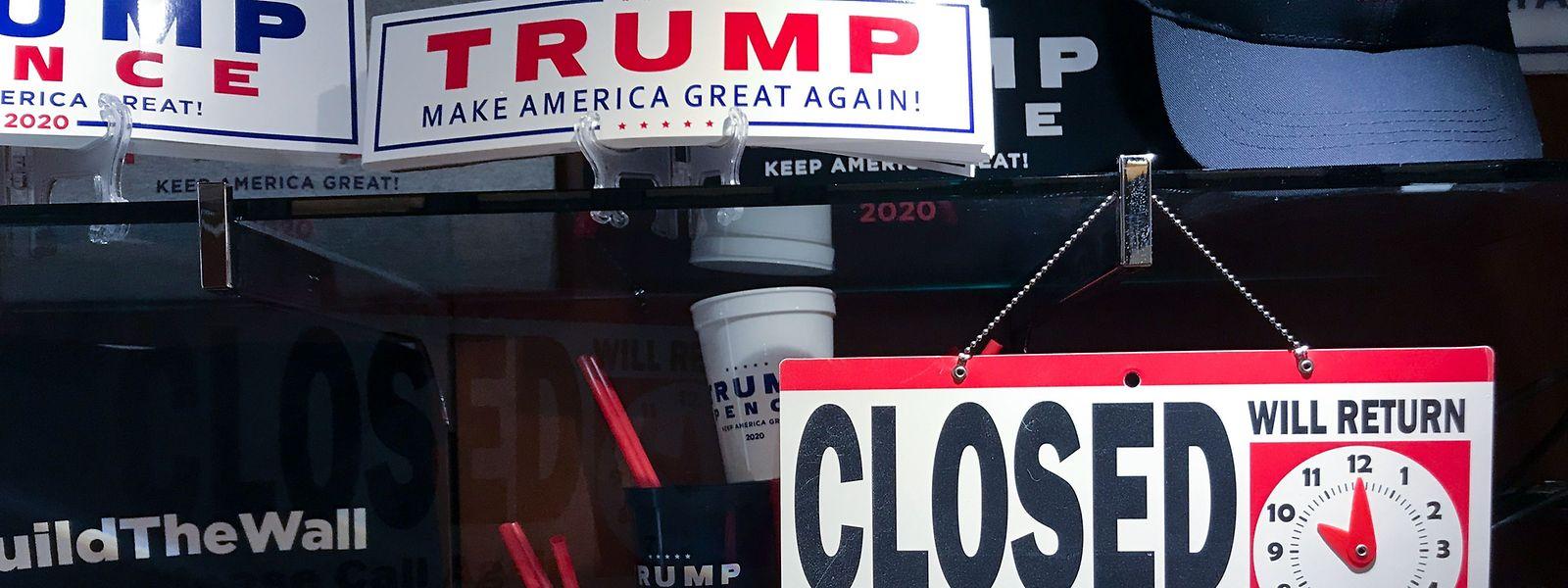 Pour que Donald Trump soit destitué, les démocrates devraient convaincre 20 sénateurs républicains.