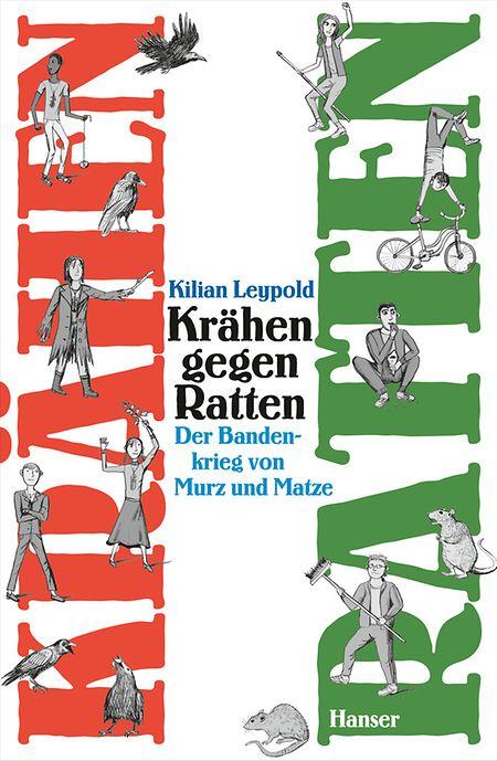 Kilian Leypolds Jugendbuch erschien 2014.