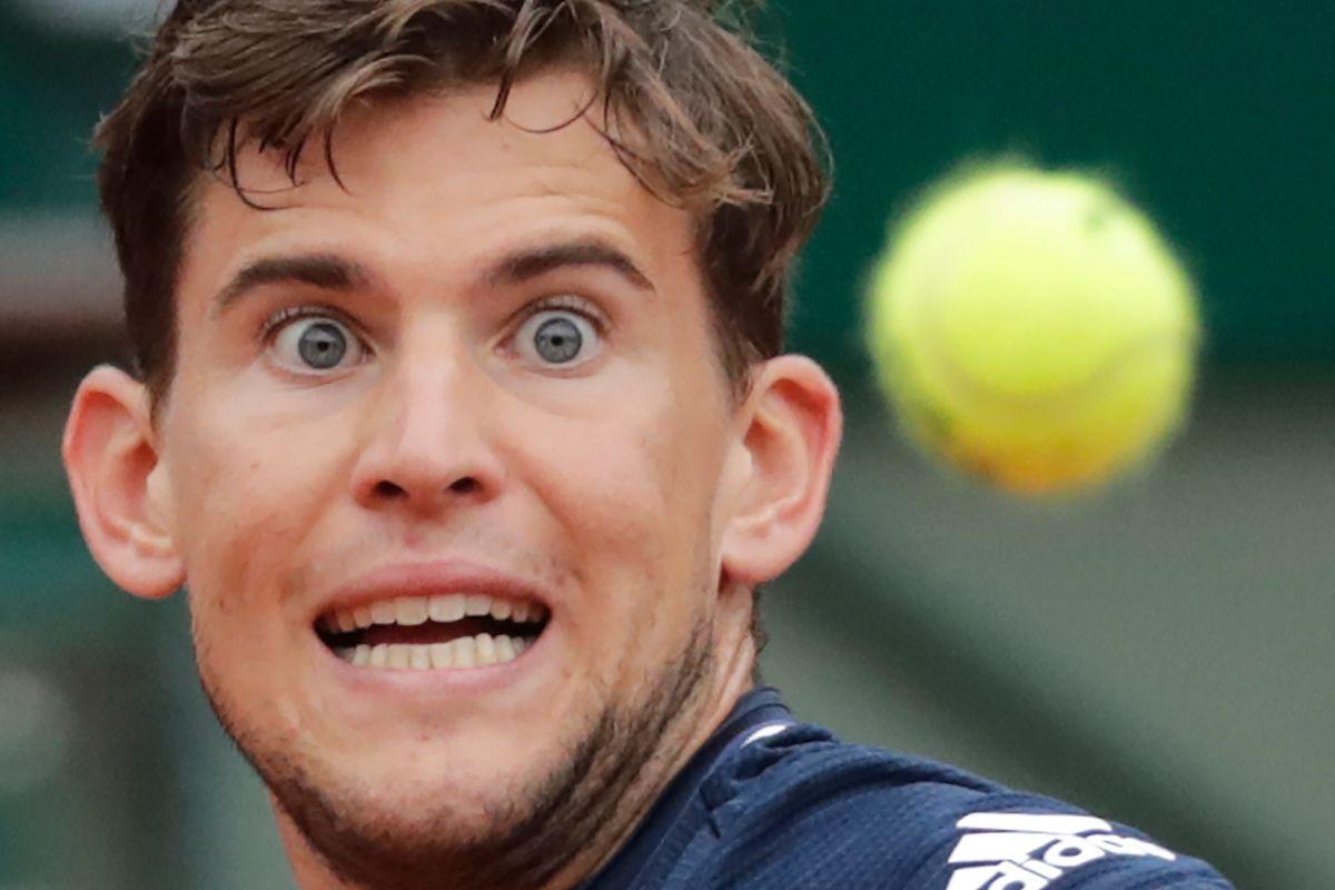 Dominic Thiem a désormais les yeux rivés sur les demi-finales de Roland Garros