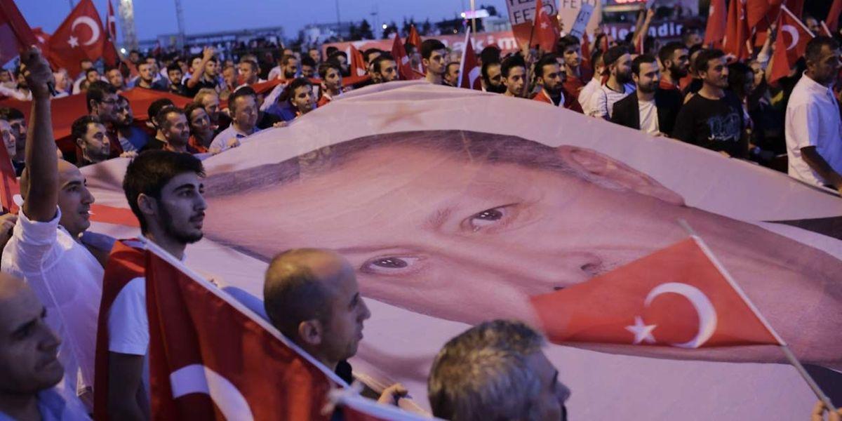 In der Türkei herrscht Ausnahmezustand.