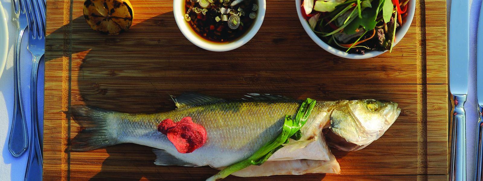 A la différence des proches pays voisins, le Luxembourg a une forte proportion d'allergiques au poisson.