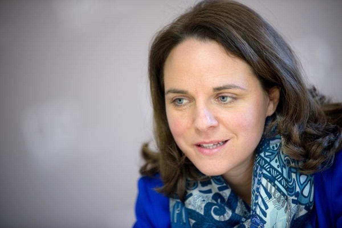 Corinne Cahen, ministra da Família.