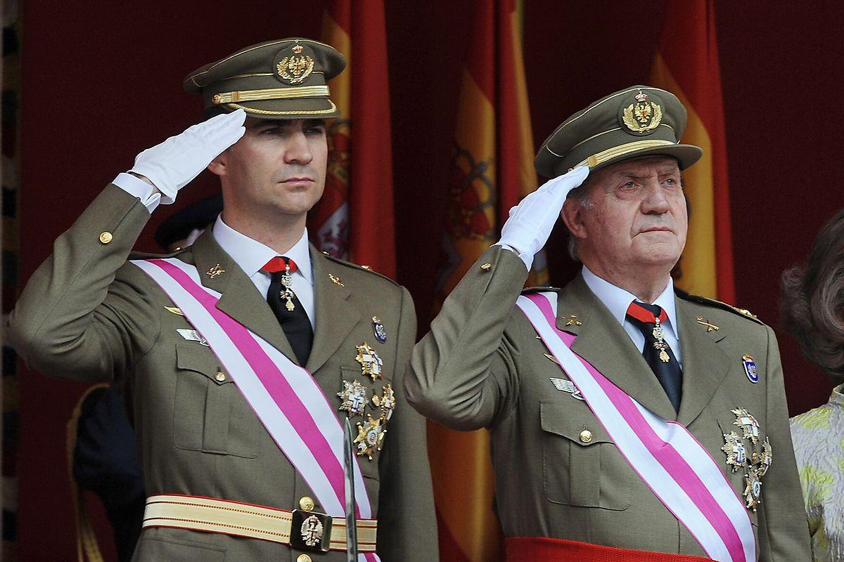 Für König Felipe gilt es nun, die Monarchie in Spanien wieder in ruhigere Fahrwasser zu steuern.