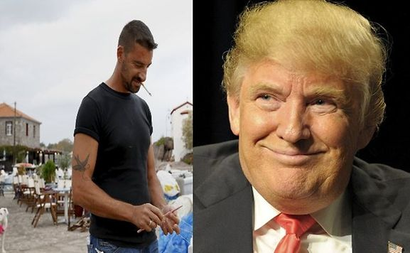 Greek fisherman Stratis Valiamos and US Republican presidential candiate Donald Trump have both been nominated for the 2016 Nobel peace prize