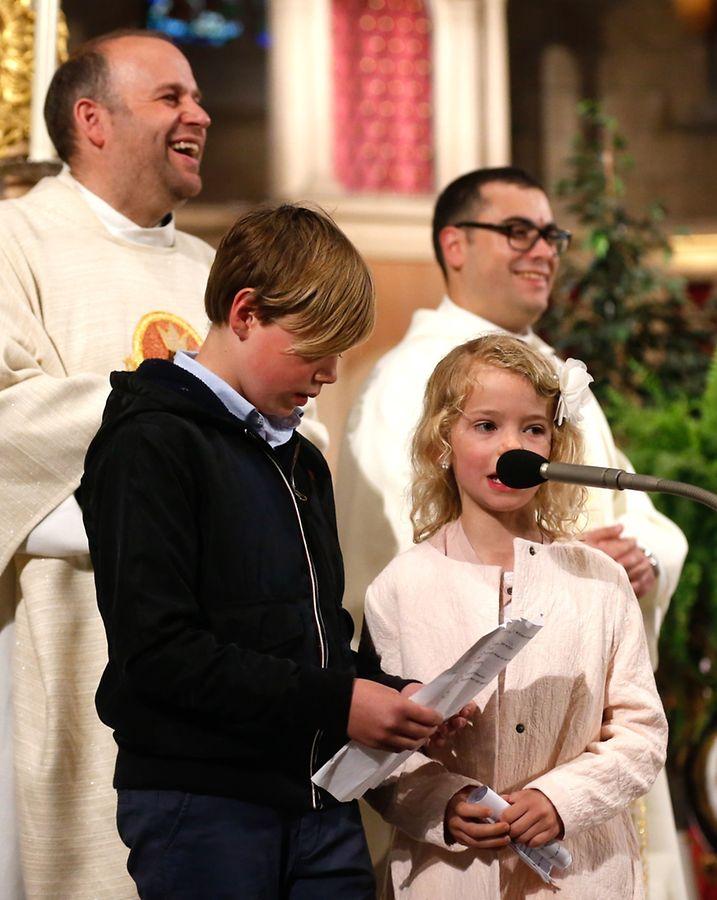 """Messe für die neue Pfarrei """"Regioun Iechternach Saint-Willibrord"""""""