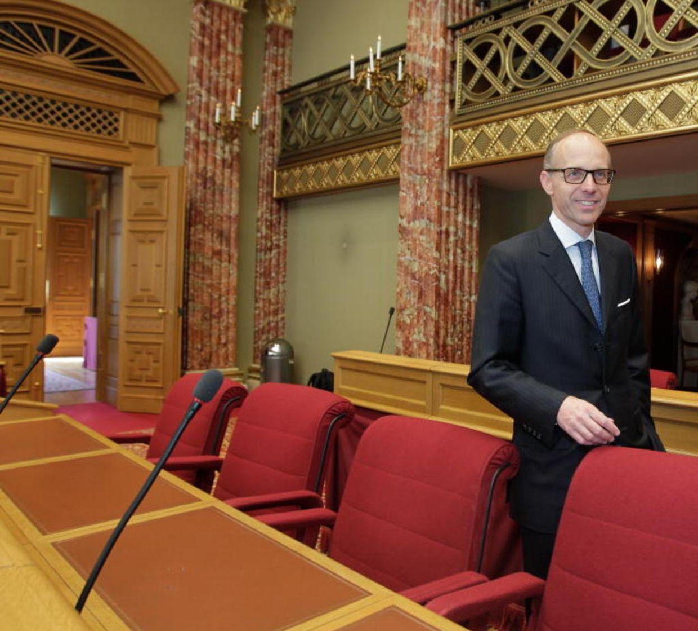 Luc Frieden hat am Donnerstag sein Abgeordnetenmandat abgegeben.