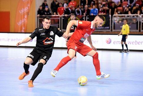 Futsal: Munsbach pour le doublé, le FCD 03 pour garder son bien