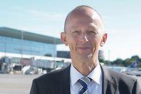 Der Belgier Johan Vanneste führt die Flughafengesellschaft lux-Airport seit 2014.