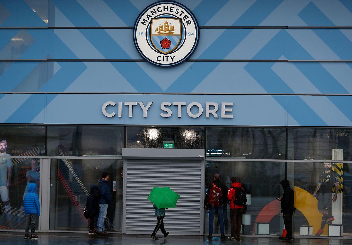 Die Geschäfte von Manchester City bewegen sich offenbar nicht im legalen Rahmen.