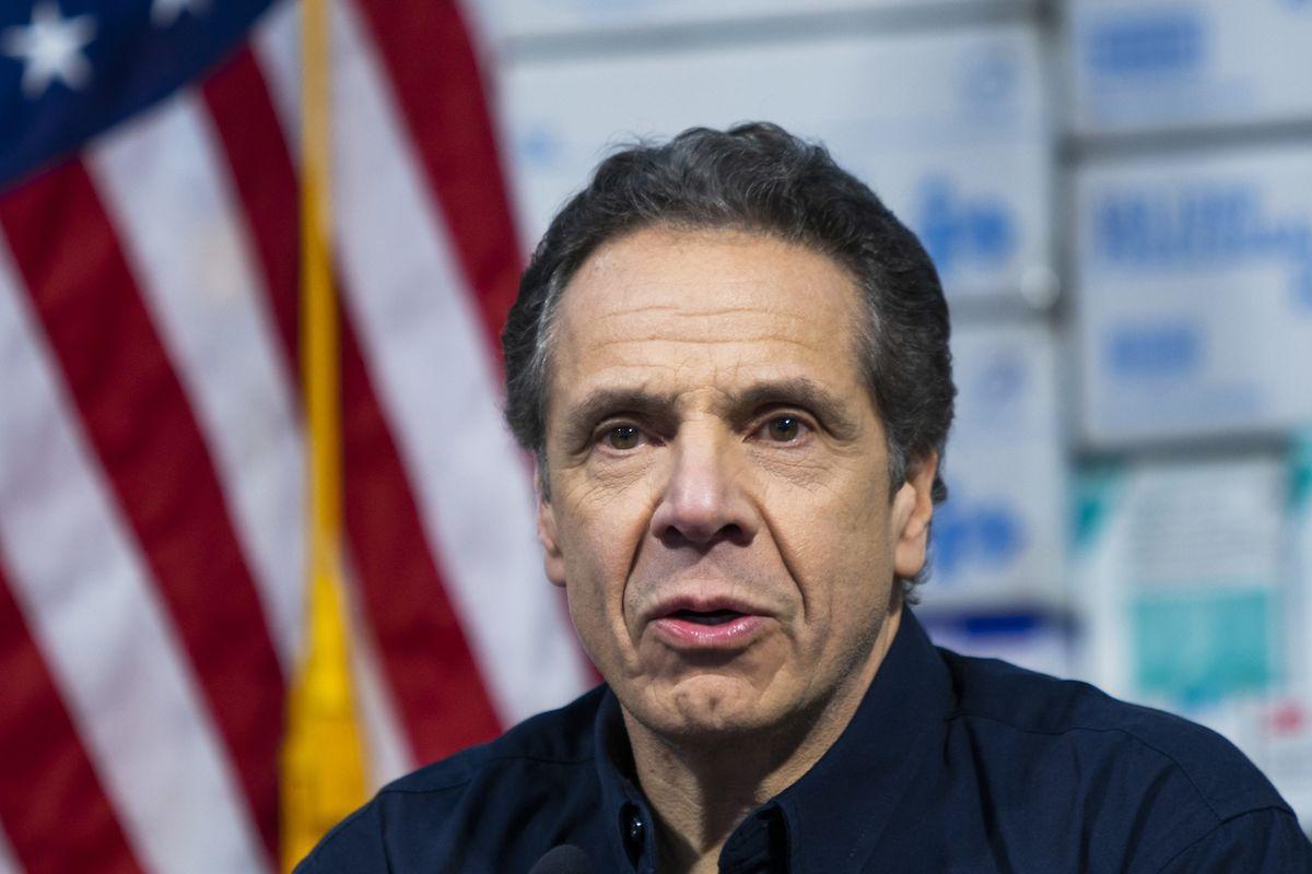 Der Gouverneur des Bundesstaats New York Andrew Cuomo.