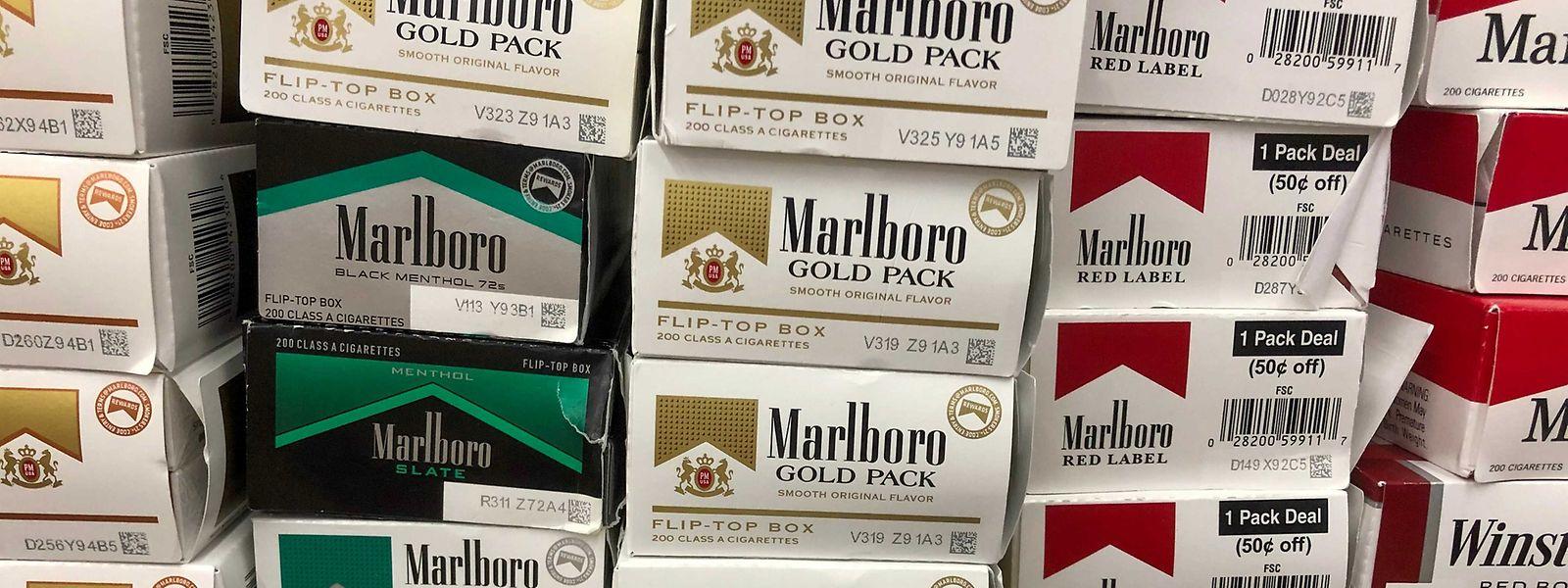 La vente de tabac a rapporté près de 775 millions d'euros de recettes en 2019.