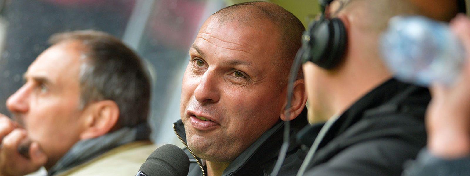 Consultant? Non, Bruno Rodriguez se voit davantage en Directeur Technique. Avis aux amateurs...