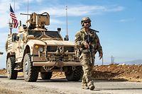Der Abzug der US-Soldaten aus Nordsyrien wird von vielen als Verrat an den Kurden wahrgenommen.