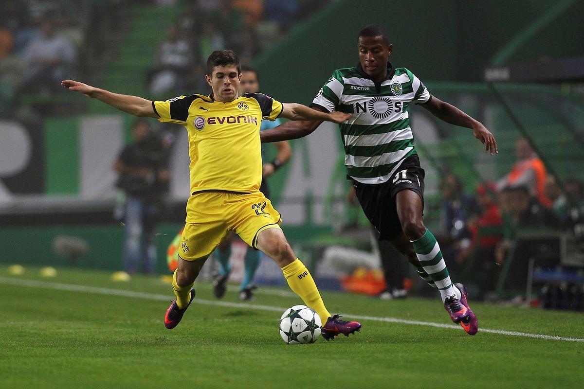 Os 'leões' comprometeram ao perder frente ao Dortmund