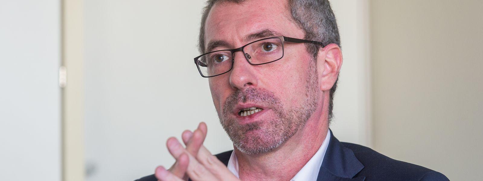 Frank Engel tritt nicht zur Europawahl im Mai an und will sich Vollzeit seinem Amt als CSV-Parteichef widmen.