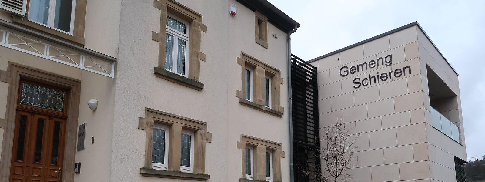 Im Schierener Gemeindehaus hat nun ein fast komplett neuer Schöffenrat das Sagen.