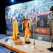 L'expostion propose 70 artefacts originaux comme des costumes.