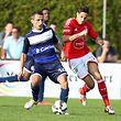 ERNAD Sabotic (de azul) vence a oposição de Stumpf