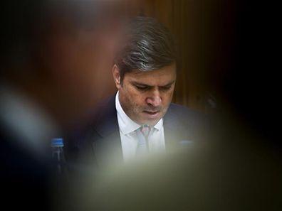 O secretário de Estado dos Assuntos Fiscais, Paulo Núncio, é responsabilizado pela oposição
