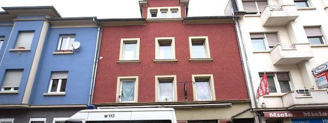 Im Haus auf Nummer 33 der Grand-Rue in Wasserbillig lebten die Drogenhändler.