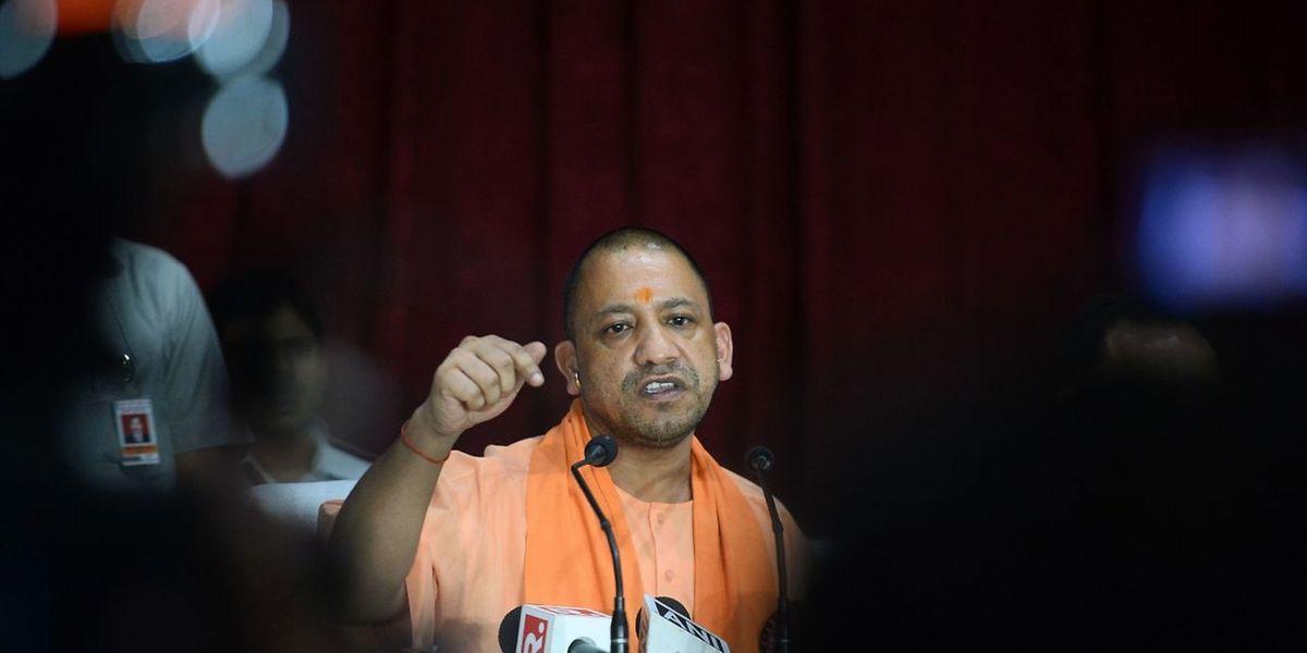 Yogi Adityanath sous le feu des critiques