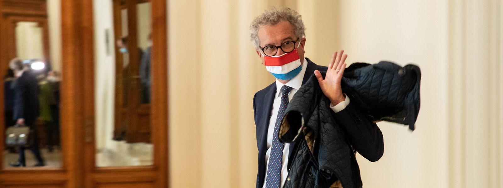 La semaine dernière, le ministre des Finances a proposé un budget pour 2021 à hauteur de 21,7 milliards d'euros.Non sans quelques incertitudes...