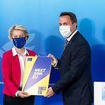 """Luxemburgo receberá €93 milhões de fundos europeus para recuperação pós covid-19 """"muito verde"""""""