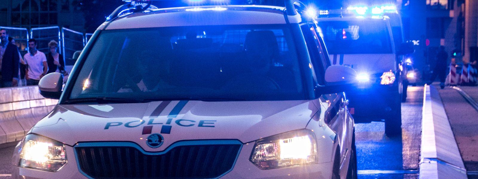 Bei beiden Unfällen war die Polizei im Einsatz.