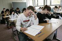 Die PISA-Studie wird alle drei Jahre in rund 70 Ländern durchgeführt.