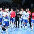 Luxemburgs Handball-Nationalmannschaft hielt sich schadlos.