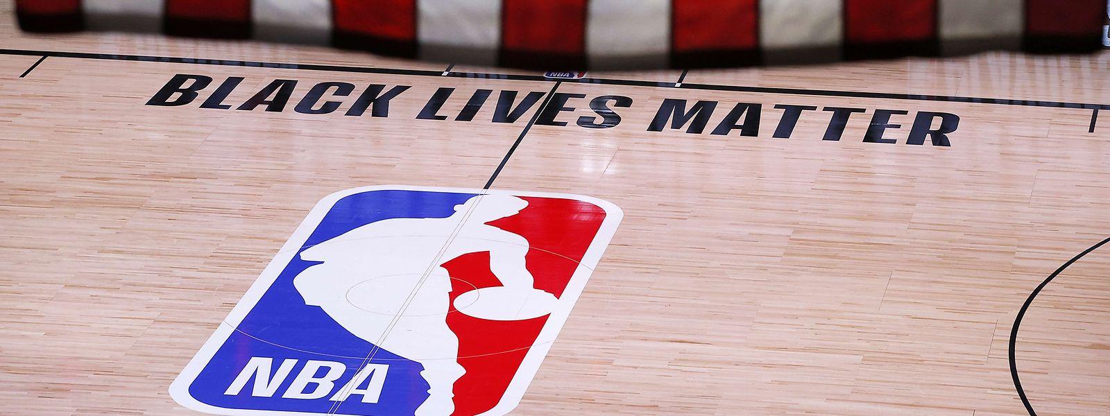 In der NBA blieben die Courts leer.