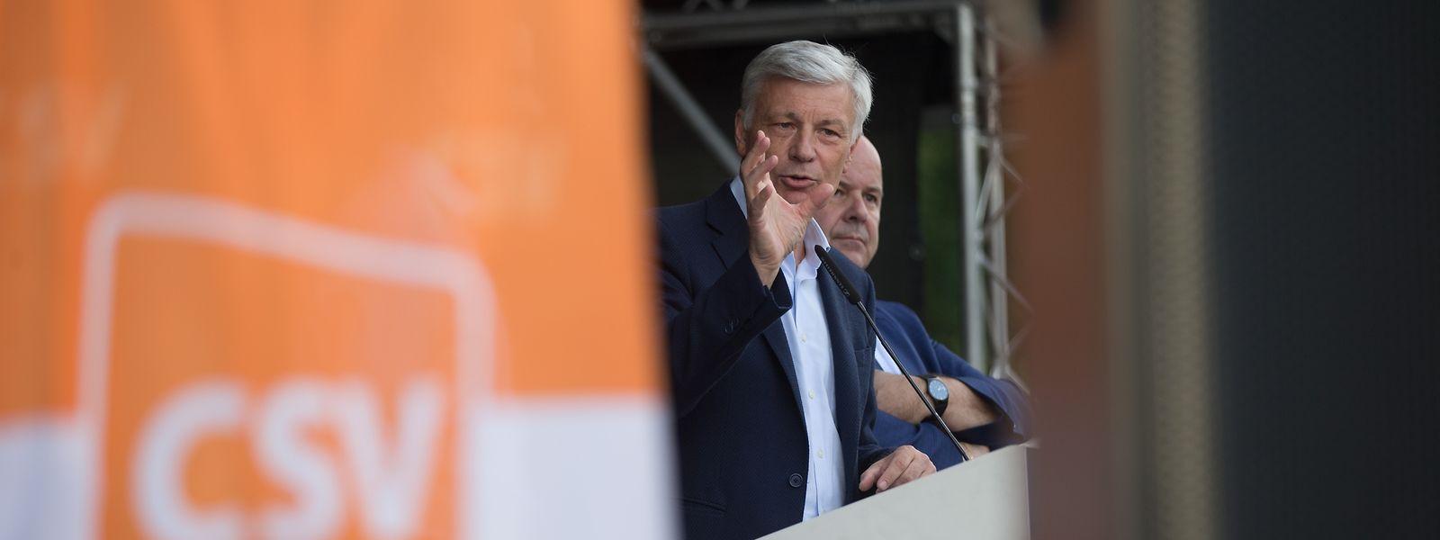 Beim Parteikonvent in Ettelbrück wird die CSV-Führung den Schleier lüften und die Namen sämtlicher Kandidaten bekannt geben. elbrück werde