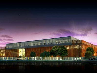 So sollte das geplante Einkaufszentrum einst aussehen. Dieses Mammut-Projekt ist mittlerweile vom Tisch.