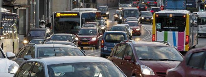 Die Bürger haben kreative Ideen, wie man die Verkehrsprobleme in Luxemburg lösen könnte.
