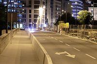 Kultur, Tag und Nacht, Pont Adolphe during the night time. Foto: Matija Zorman