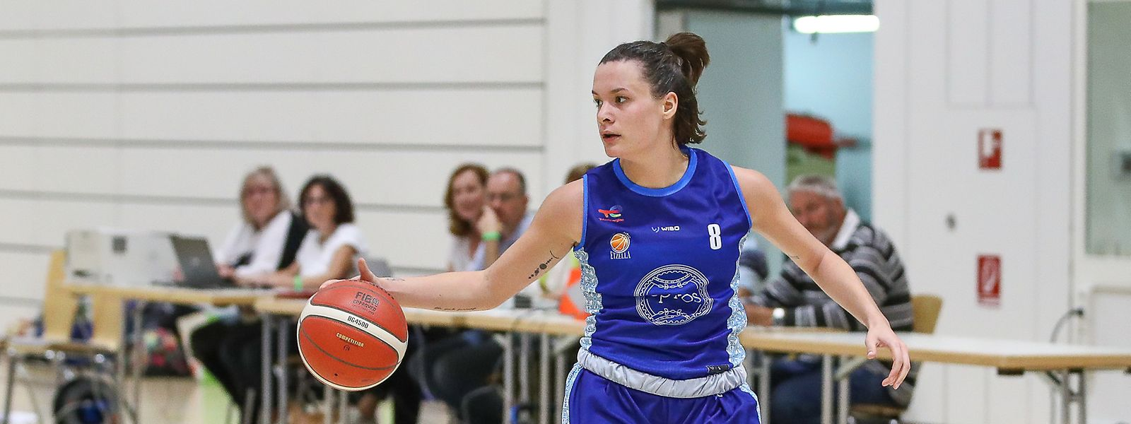 Eve Weber ist die neue Kapitänin von Etzellas Frauenteam.