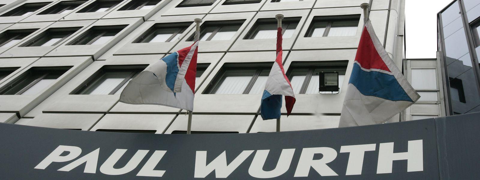 Depuis fin 2012, SMS était l'actionnaire majoritaire du groupe Paul Wurth. Il en est maintenant le seul.
