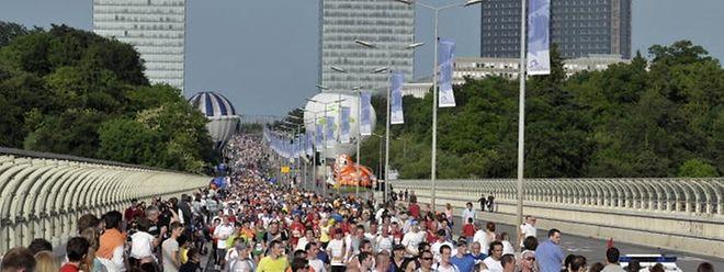 11.000 coureurs prendront le départ samedi 30 mai prochain