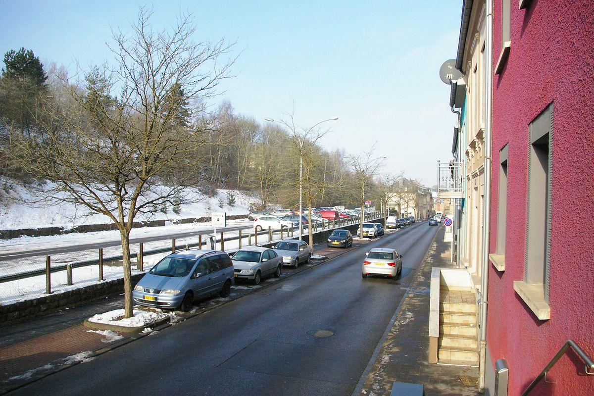 Die Struktur soll am Quai Neudorf entstehen. Der Parkplatz soll allerdings bestehen bleiben.