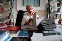 Politik, Sommerinterview Jean Asselborn, Aussenminister, Foto: Guy Wolff/Luxemburger Wort