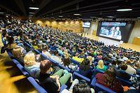 Rentree universitaire a Belval, Foto Lex Kleren