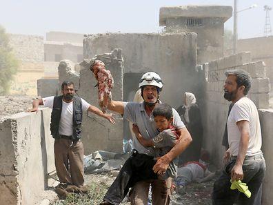 Neben den Todesopfern sind auch zahlreiche Verletzte zu beklagen.